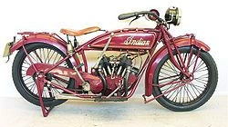 indian scout - death wall